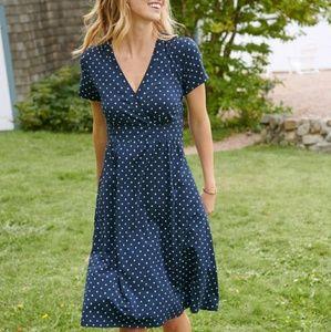 LL Bean summer knit dress size 2XL